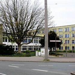 Das Fritz-Henßler-Haus in Dortmund