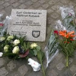 Gedenkstein für Mehmet
