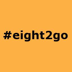 bild auf dem eight2go geschrieben steht